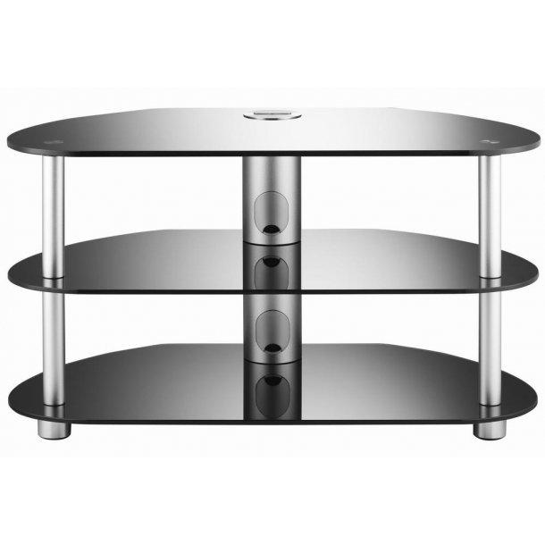 Harmony 19W TV-bord med hjul - Tv Borde - Villadsen Agentur