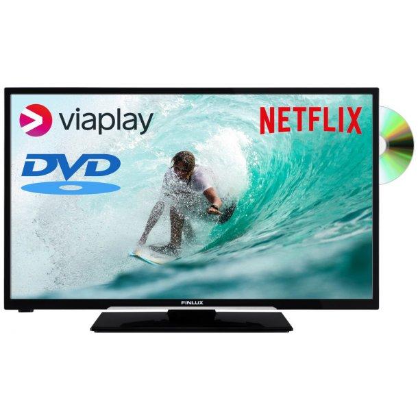 Finlux 32FDD5660 32'' TV med DVD