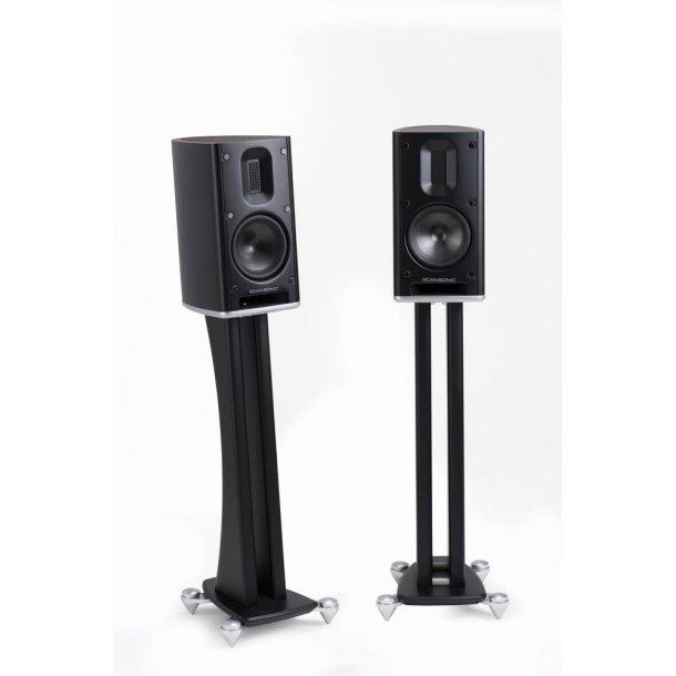 Scansonic MB 1 monitorhøjttaler - SORT