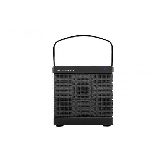 Scansonic BT300 trådløs højttaler - SORT