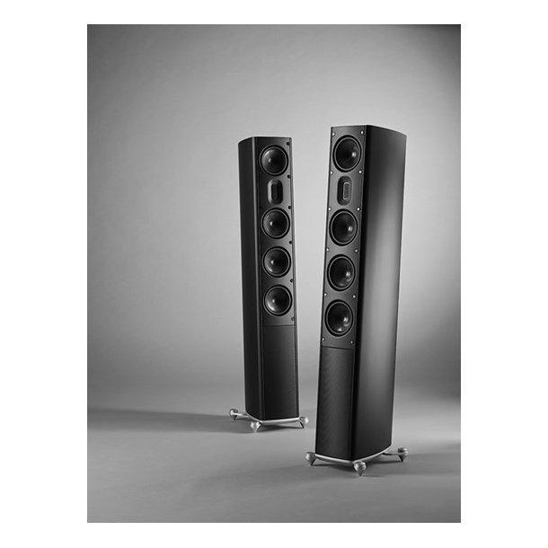 Scansonic MB-5 højttaler - SORT
