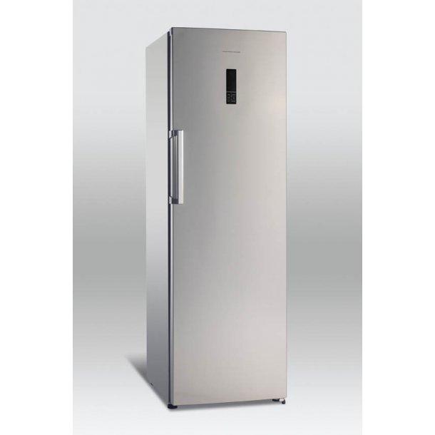 Scandomestic SKS 450 SS A++ køleskab - sølv