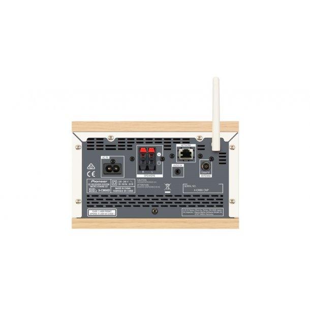 Pioneer X-CM66D-B minianlæg m. DAB+/Internet- SORT