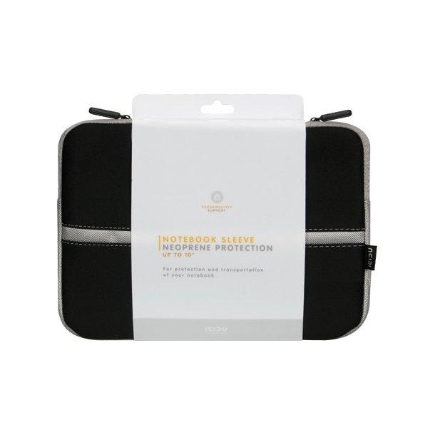 ICIDU Sleeve 10'' - sort/grå