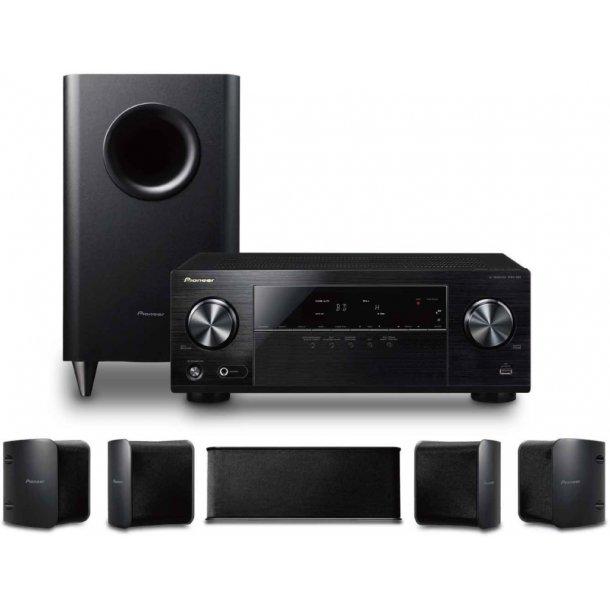 Pioneer HTP-075 5.1 home cinema system