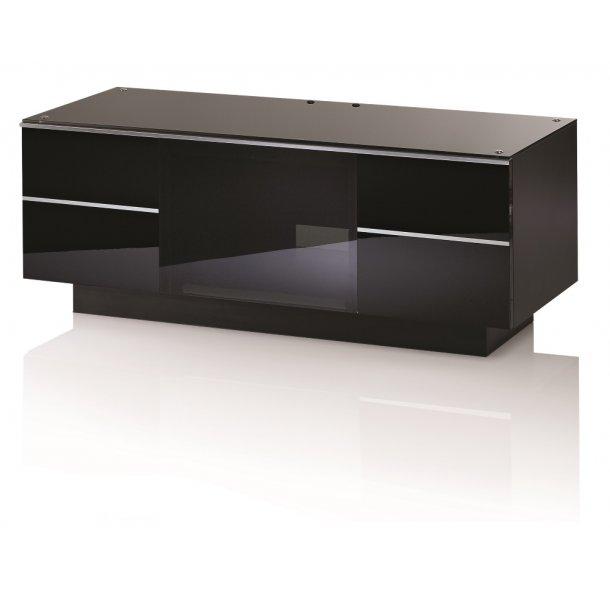 Ultimate U-G-M-G 110-BL TV-møbel - SORT