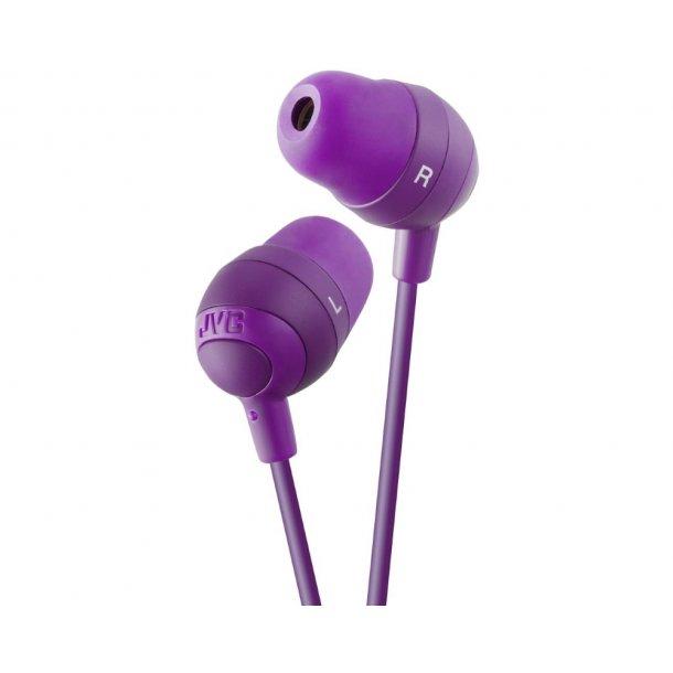 JVC HA-FX32-V-E hovedtelefon - LILLA