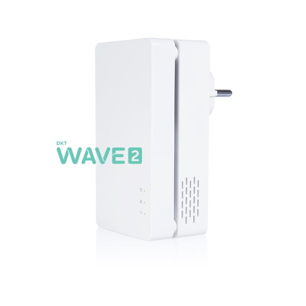 DKT WAVE2 POWERLINE - MESH WIFI VIA POWERLINE