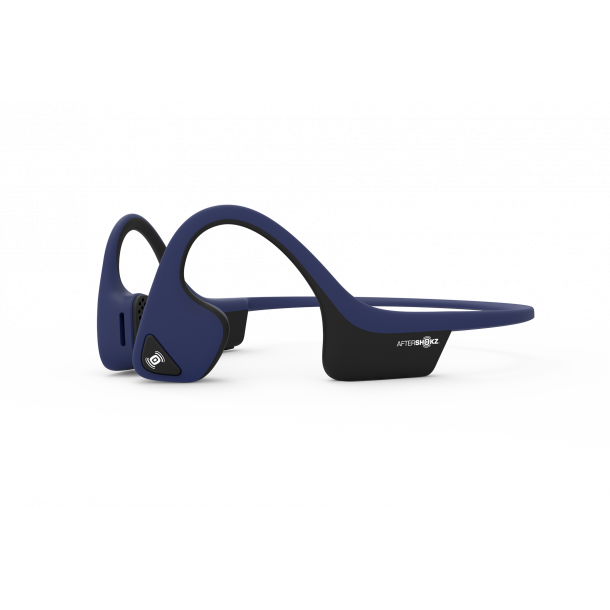 AfterShokz Trekz AIR Slate AS650MB open-ear hovedtelefon - BLÅ