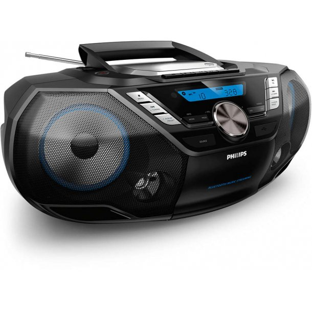 Philips AZB798T/12 CD soundmachine med DAB+