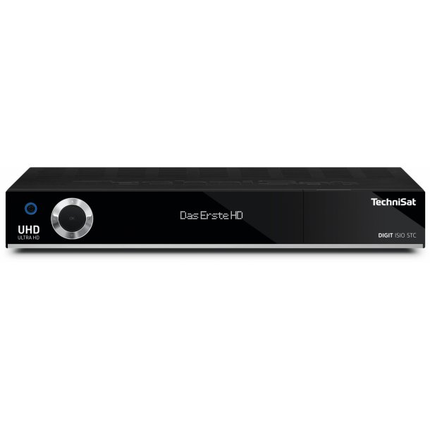 Technisat Digit ISIO STC DVB-T2/C/S2 modtager