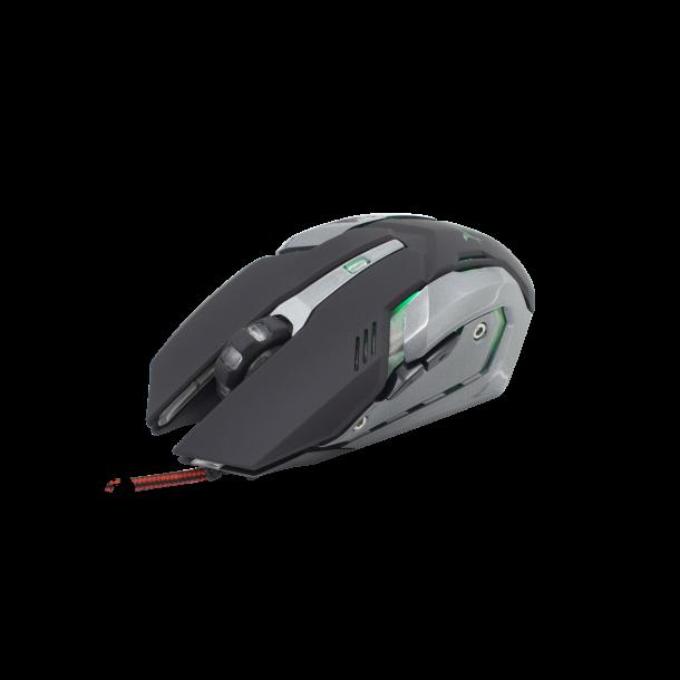 White Shark GM-1604 CAESAR gamer mus - SORT