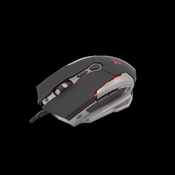 White Shark GM-1804 UMETHON gamer mus - SORT
