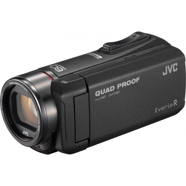 JVC GZ-R405BEU videokamera - SORT
