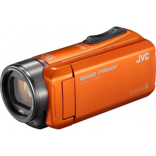 JVC GZ-R405DEU videokamera - ORANGE
