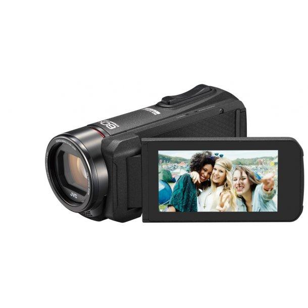 JVC GZ-R445BEU videokamera - SORT