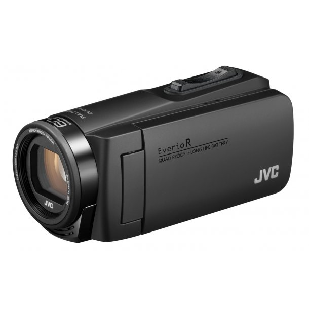 JVC GZ-R495BEU videokamera - SORT