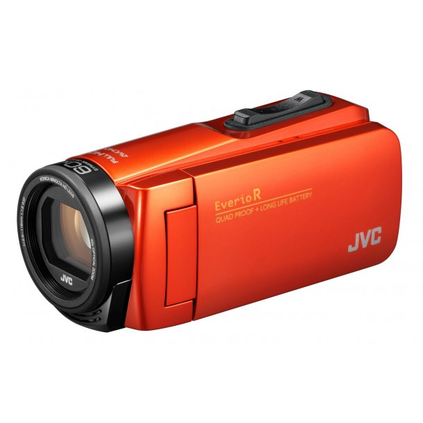JVC GZ-R495DEU videokamera - ORANGE