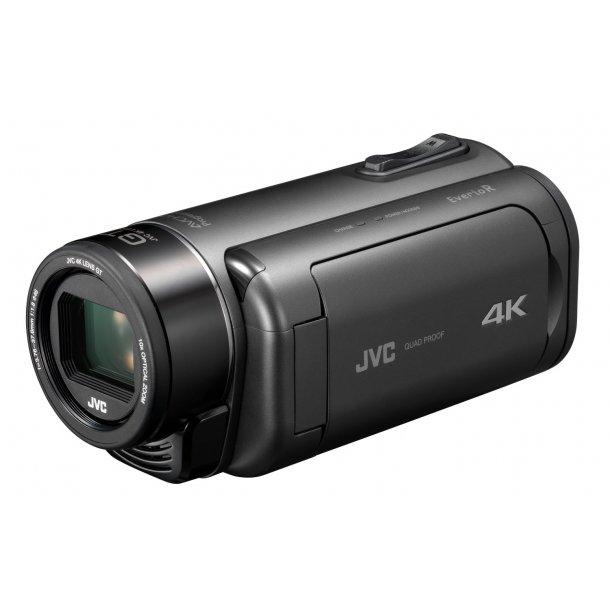 JVC GZ-RY980HEU 4K ULTRA-HD VIDEOKAMERA - SORT
