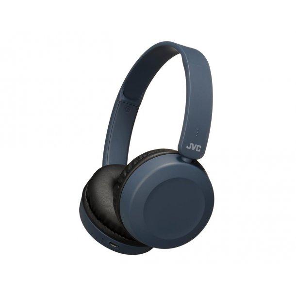 JVC HA-S31BT-A foldbar bluetooth hovedtelefoner - BLÅ