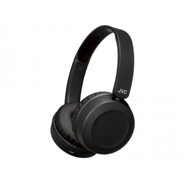 JVC HA-S31BT-B foldbar bluetooth hovedtelefoner - SORT