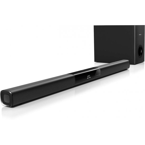 Philips HTL2163B/12 soundbar med subwoofer