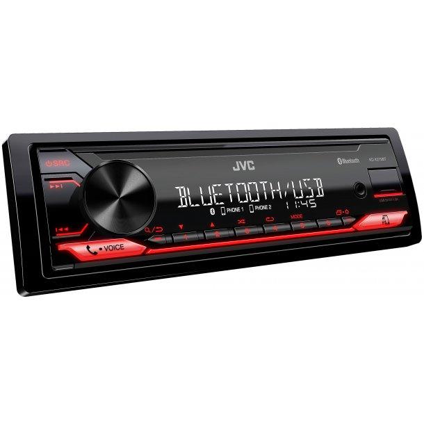 JVC KD-X272BT digital media receiver med bluetooth