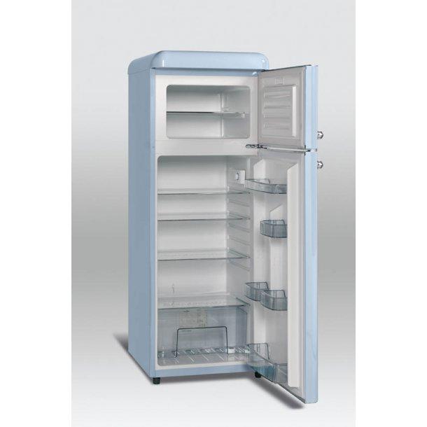 Scandomestic RSB 203 køle-/fryseskab - Shiny blue