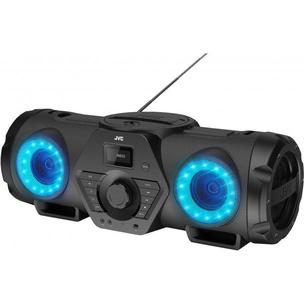 JVC RV-NB200BT BoomBlaster med FM