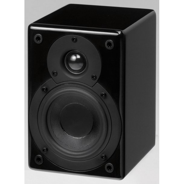 Scansonic S4 minireol højttaler - SORT