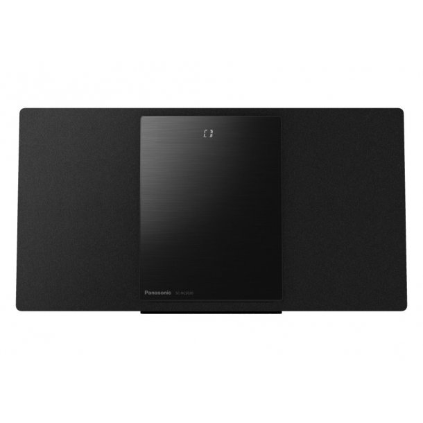 Panasonic SC-HC2020EG-K DAB+ minianlæg med Chromecast - SORT