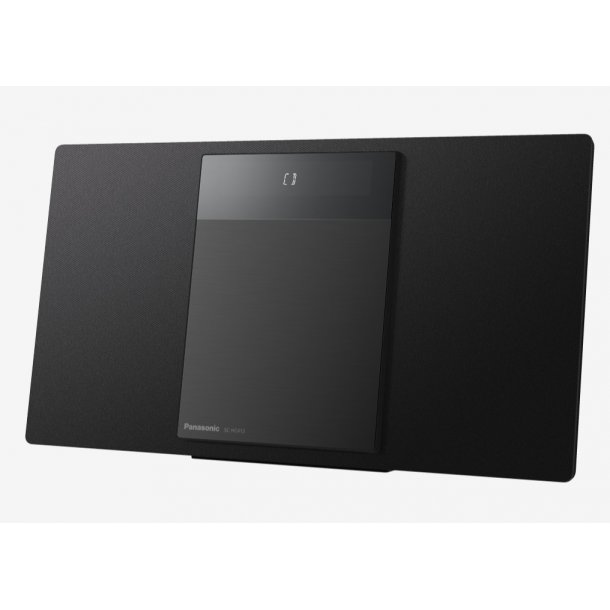 Panasonic SC-HC412-K DAB+ minianlæg - SORT