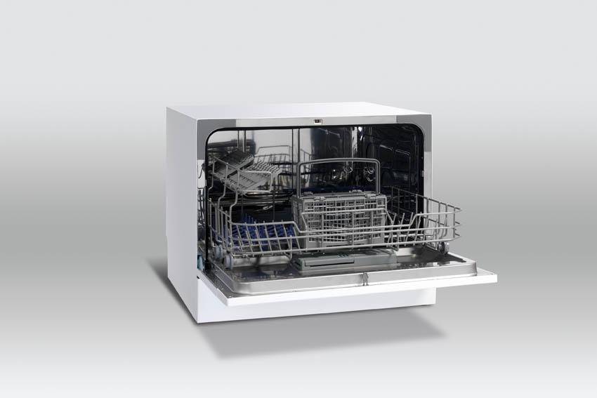 Scandomestic SFO 2201 bordopvaskemaskine - Opvaskemaskine - Villadsen Agentur