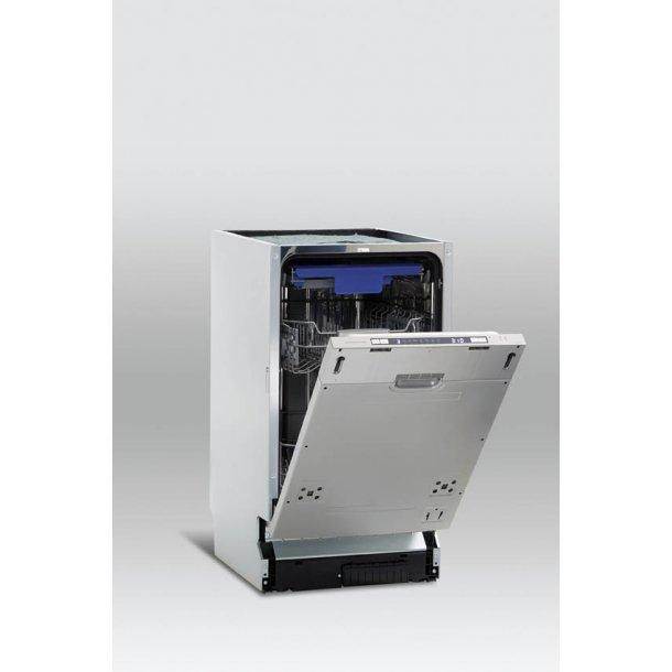 Scandomestic SFO 4801 fuldtintegreret opvaskemaskine