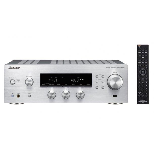 Pioneer SX-N30AE-S Network Stereo Receiver - SØLV
