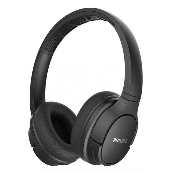 Philips TASH402BK/00 over-ear bluetooth hovedtelefon