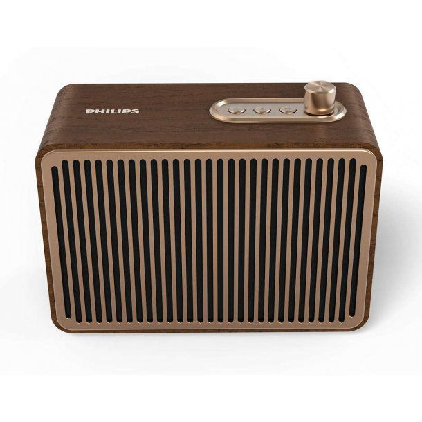 Philips TAVS500/00 bærbær bluetooth højttaler i retrodesign