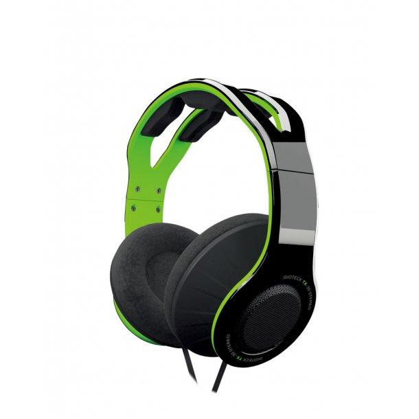 Gioteck TX30XB1-11-MU gaming headset til XBOX- GRØN