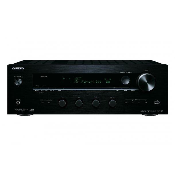 Onkyo TX-8130-B Network Stereo Receiver - SORT