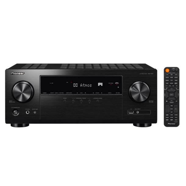 Pioneer VSX-934-B surroundreceiver - SORT
