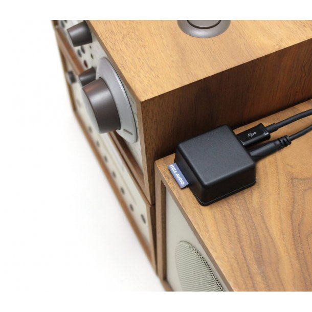 Hall Audio HALL Connector bluetoothmodtager med B&O DIN-stik