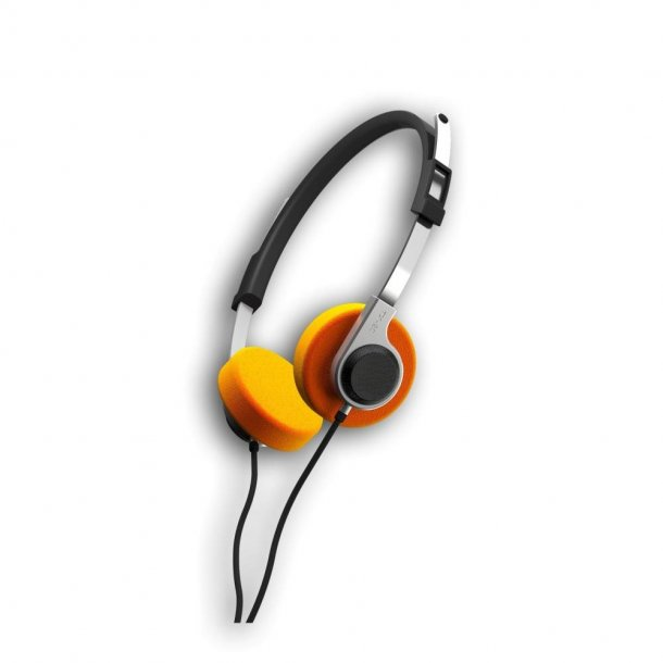 Gioteck TX20UNI-11-MU Retro Headset - Orange