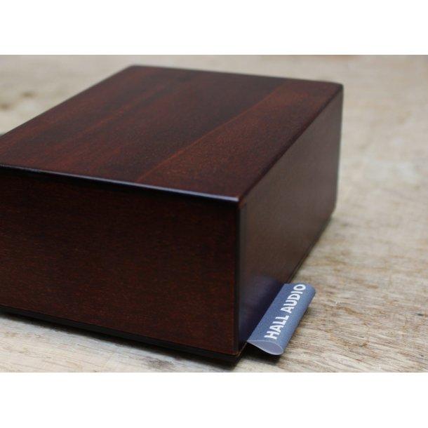 Hall Audio Simplifier S trådløs forstærker - mørk træ